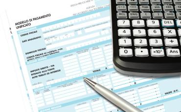 Infodati amministrazione condomini buste paga for F24 elide prima registrazione
